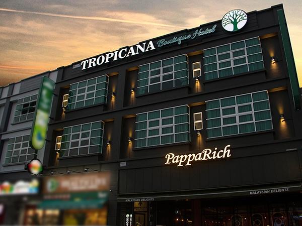 RM30 Off Per Stay @ Tropicana Boutique Hotel