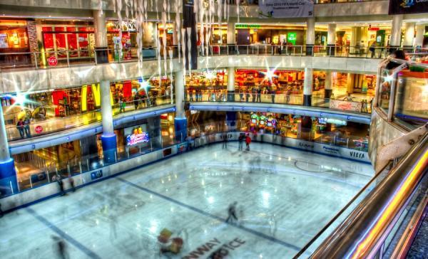 sunway pyramid shopping mall - shopping center