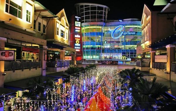 The Curve Shopping Mall Shopping Center Petaling Jaya