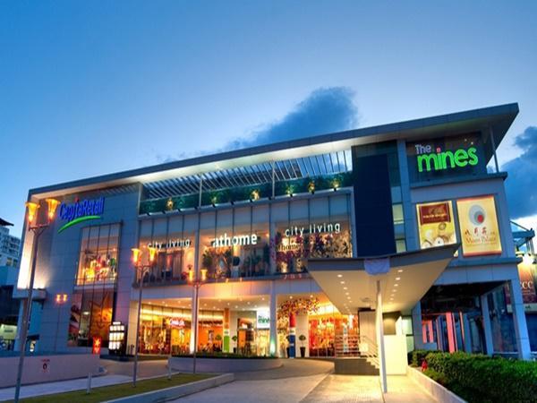 Mines Wonderland Theme Park Seri Kembangan Travelmalaysia