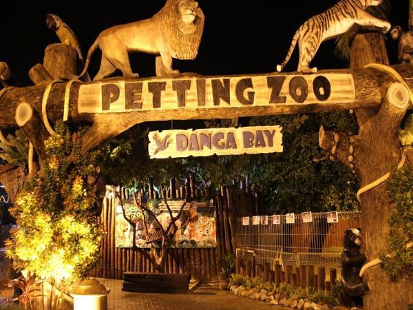 Danga Bay Petting Zoo Zoo Johor Bahru Travelmalaysia