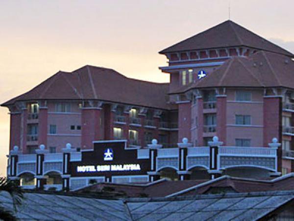 Hotel Seri Malaysia Kepala Batas Hotel Kepala Batas