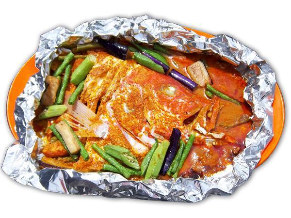 Wonderland Curry Fish 欢乐园正宗咖哩鱼头餐馆 Restaurant Batu Pahat Travelmalaysia