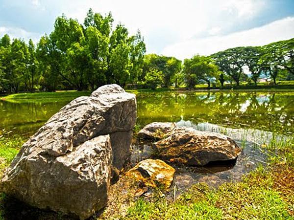 Dr Seenivasagam Park Park Ipoh Travelmalaysia