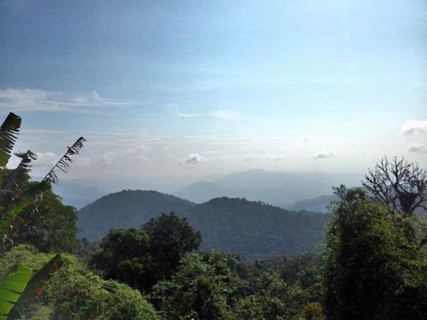 Gunung Telapak Buruk Highland Kuala Klawang