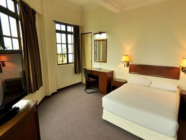 Golden Lake Hotel Hotel Segamat District Travelmalaysia