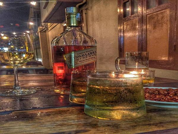 Drunk Monkey Old Street Bar Kuching Bistro Kuching Travelmalaysia