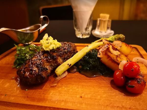 Grill Bar Steakhouse Restaurant Johor Bahru Travelmalaysia